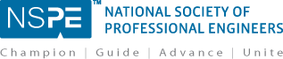 National Society of Professional Engineers logo