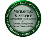 Mechanical & Service Contractors Association of Eastern Pennsylvania Greater Delaware Valley logo