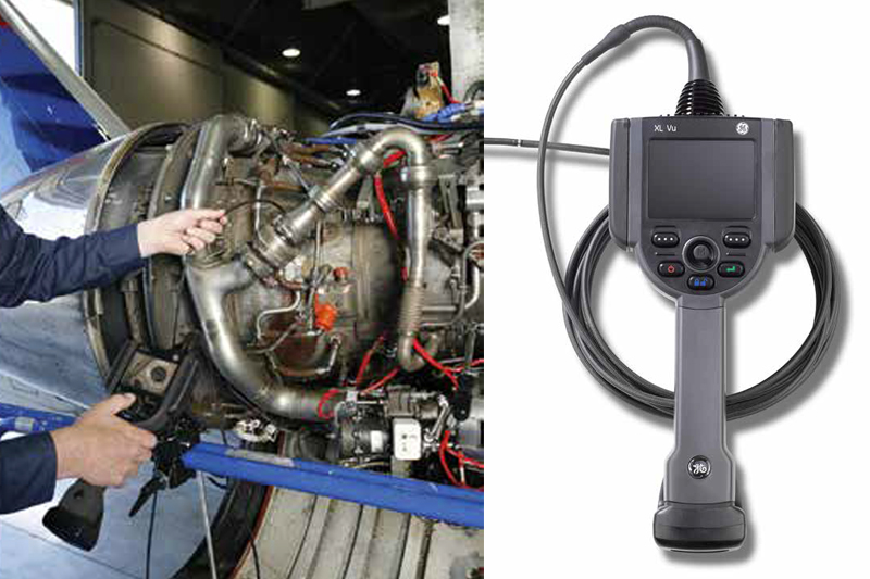 GE's Video Borescope