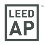 LEED AP, Leadership in Energy and Environmental Design Accredited Professional logo