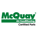 McQuay Air Conditional Certified Parts logo
