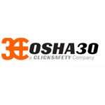OSHA 30 Hour Certified logo