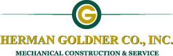 Herman Goldner Co., Inc Mechanical Construction and Service company logo