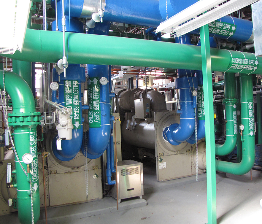 Variable speed domestic booster system in Philadelphia, PA