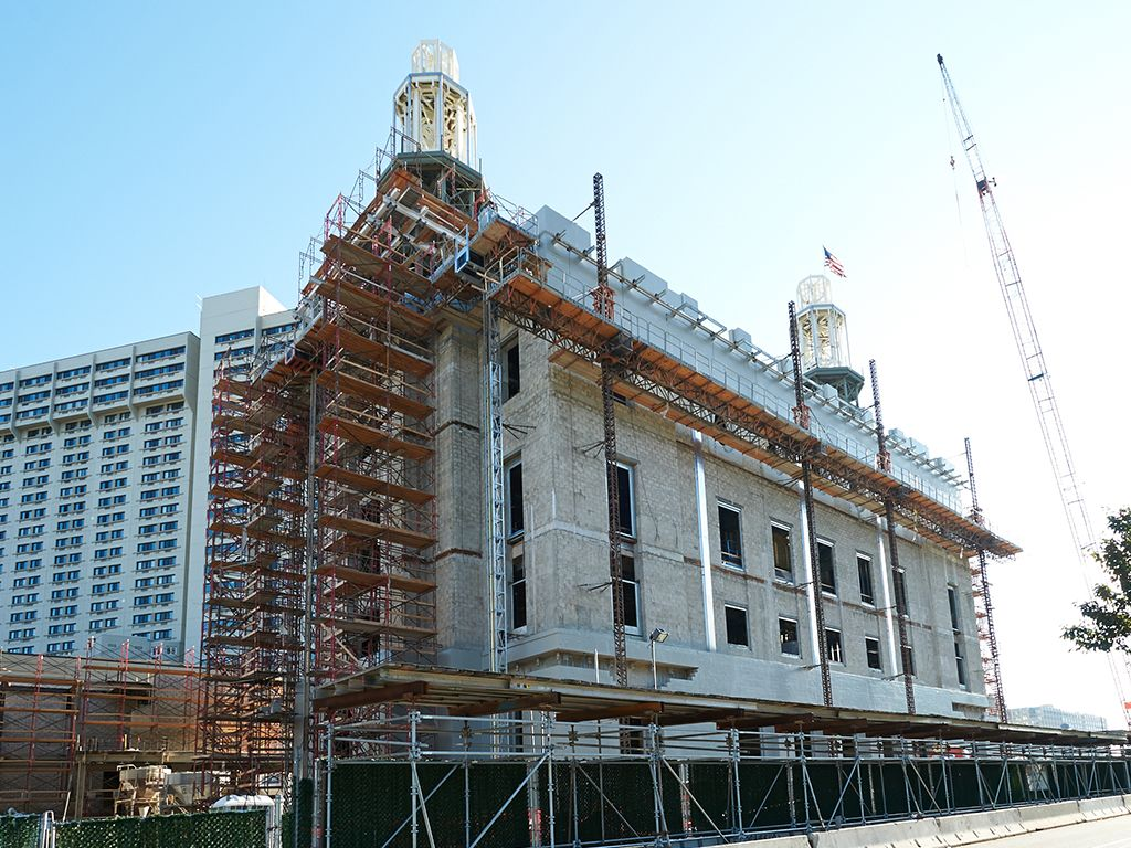 HVAC and Plumbing Work on High-profile Philadelphia Project