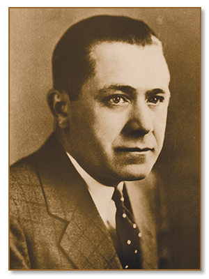 Roy J. Goldner became the president in 1929