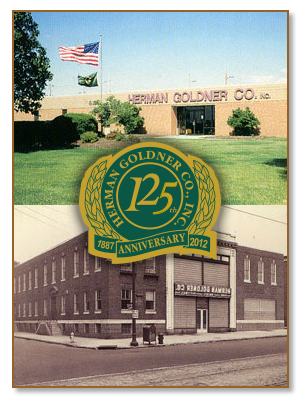 Herman Goldner celebrates 125 years of mechanical construction and services, Philadelphia, PA